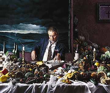 """""""Gluttony"""", 2000, by Kent Bellows"""