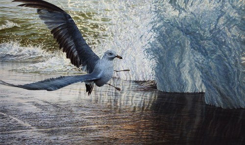 spyker-painting-acrylics-sudden-flight-2013-700px