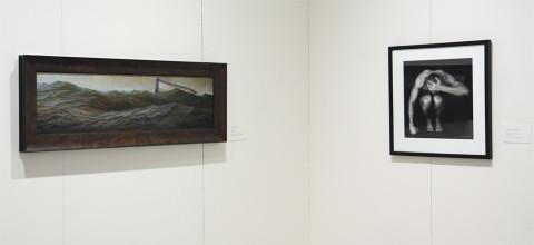 """Cradle"" at the Kalamazoo Institute of Arts, David Jay Spyker"
