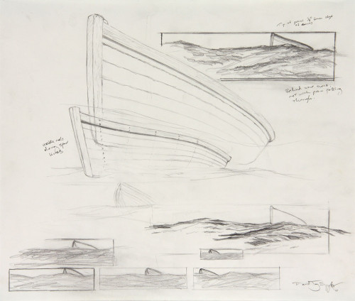 Study for Cradle