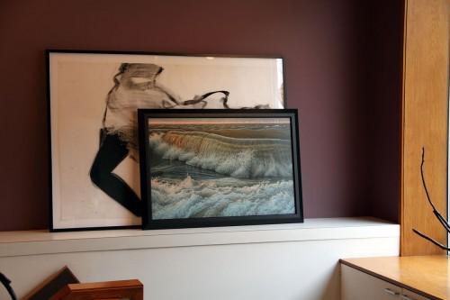 """""""Regatta"""" at Robert Kidd Gallery"""